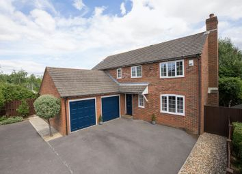 Thumbnail 4 bed detached house for sale in Oakwood Close, Tangmere, Chichester