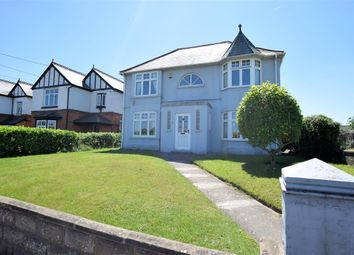 Thumbnail 4 bed detached house for sale in Arborfield Road, Shinfield, Reading