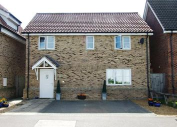 Thumbnail 4 bedroom detached house for sale in Beck Row, Bury St. Edmunds, Suffolk