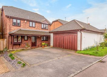 Thumbnail 4 bed detached house for sale in Thorn Close, Wokingham