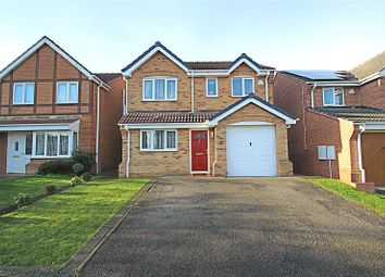 4 bed detached house for sale in Merlin Close, South Elmsall, Pontefract, West Yorkshire WF9