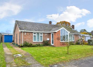 Thumbnail 2 bed detached bungalow for sale in St Pauls Close, Brockdish, Diss
