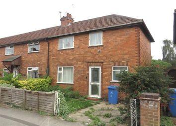 Thumbnail 2 bedroom end terrace house for sale in Fife Street, Alvaston, Derby, Derbyshire