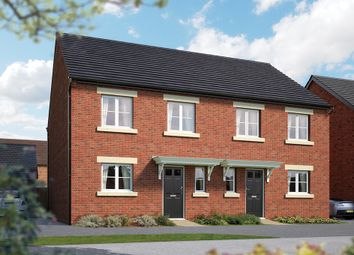 "Thumbnail 3 bed semi-detached house for sale in ""The Clarendon"" at Nottinghamshire, Edwalton"