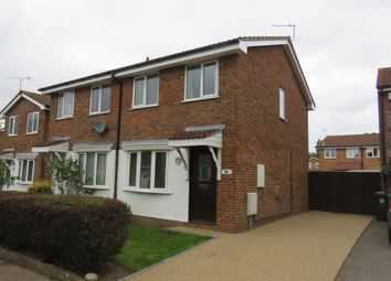 Thumbnail 2 bed semi-detached house for sale in Chedworth, Yate, Bristol