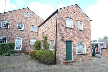 Thumbnail 2 bed property for sale in Regent Foundry Court, Pinfold Street, Macclesfield