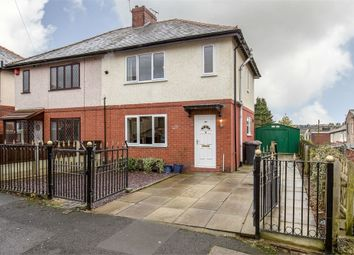Thumbnail 3 bedroom semi-detached house for sale in Leicester Avenue, Horwich, Bolton