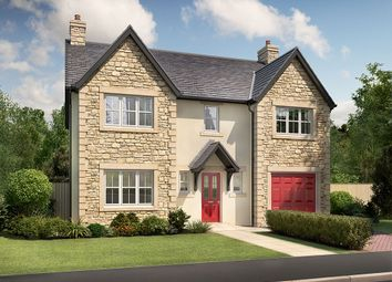 "Thumbnail 4 bed detached house for sale in ""Balmoral"" at Houghton Road, Houghton, Carlisle"