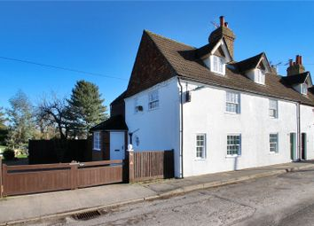 Chevening Road, Chipstead, Sevenoaks, Kent TN13. 3 bed end terrace house for sale