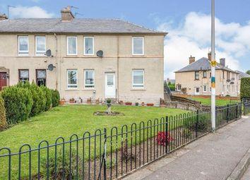 Thumbnail 2 bed flat for sale in Birkenside, Gorebridge, Midlothian