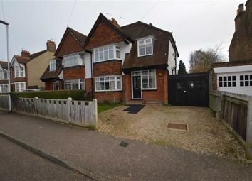Thumbnail 4 bed semi-detached house for sale in Yorke Road, Croxley Green, Rickmansworth Hertfordshire
