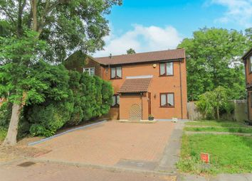 Thumbnail 3 bedroom semi-detached house for sale in Kimbolton Court, Giffard Park, Milton Keynes