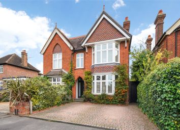 Thumbnail 3 bed semi-detached house for sale in Abbey Road, Chertsey, Surrey