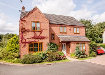Thumbnail 4 bed detached house for sale in The Laines, Gorsley, Ross-On-Wye