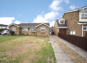 Thumbnail 1 bed bungalow for sale in Harlestone Close, Luton
