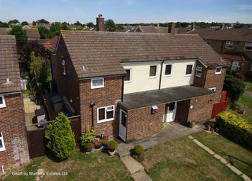 Thumbnail 3 bed semi-detached house for sale in The Readings, Harlow, Essex