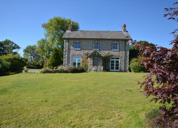 Thumbnail 4 bed detached house for sale in Uppacott House, Chagford, Devon