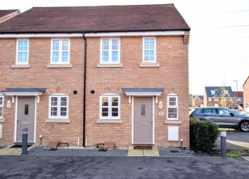 Thumbnail 2 bed semi-detached house for sale in Merton Close, Aylesbury