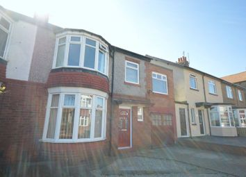 Thumbnail 4 bed semi-detached house for sale in Eastfield Avenue, Monkseaton, Whitley Bay