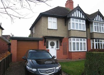 Thumbnail 3 bed semi-detached house to rent in Woodfield Road, Shrewsbury