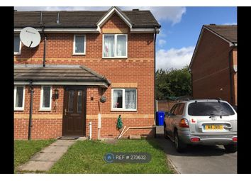 Thumbnail 3 bedroom semi-detached house to rent in Festival Close, Stoke On Trent