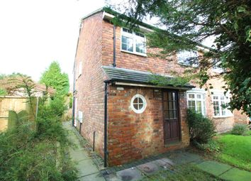 Thumbnail 3 bed semi-detached house for sale in Chester Road, Macclesfield