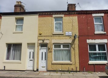 Thumbnail 2 bedroom terraced house for sale in Galloway Street, Liverpool
