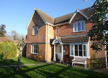 Thumbnail 5 bedroom detached house for sale in Manor Meadows, Swindon, Wiltshire
