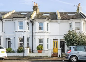 Thumbnail 3 bed terraced house to rent in Rutland Road, Hove, East Sussex
