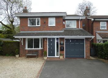 Thumbnail 4 bed detached house for sale in Glendon Way, Dorridge, Solihull