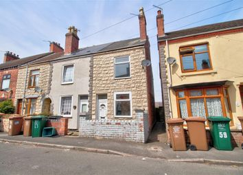 Thumbnail 2 bed terraced house to rent in Regent Street, Church Gresley, Swadlincote