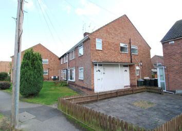 Thumbnail 2 bed maisonette to rent in Yarningale Road, Willenhall, Coventry