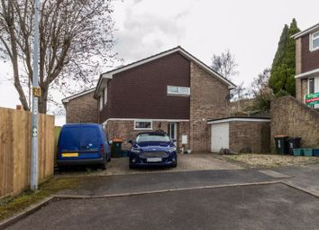 4 bed detached house for sale in Oakdale Close, Caerleon, Newport NP18