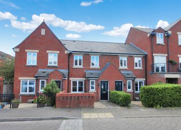 Thumbnail 3 bed terraced house to rent in Gras Lawn, St. Leonards, Exeter