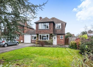 Thumbnail 3 bed detached house for sale in Park Road, Redhill