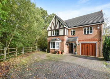 Thumbnail 6 bed detached house for sale in Wood End, Chineham, Basingstoke, Hampshire