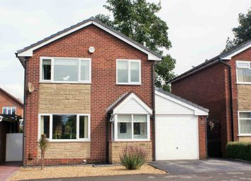 Thumbnail 3 bed detached house for sale in Hough Fold Way, Harwood, Bolton