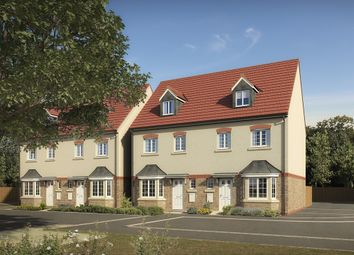 "Thumbnail 4 bedroom town house for sale in ""The Pendine"" at Trem Y Coed, St. Fagans, Cardiff"