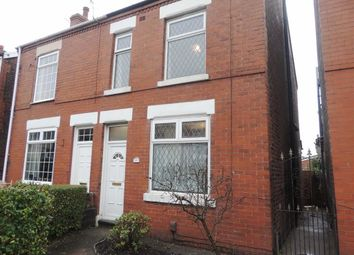 Thumbnail 2 bed semi-detached house to rent in Cherry Tree Lane, Great Moor, Stockport