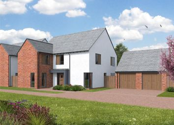 Thumbnail 5 bedroom detached house for sale in Orchard View, Kingfisher Rise, Newton St Cyres