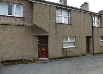 Thumbnail 3 bed end terrace house for sale in Penlan Uchaf, Penrhyndeudraeth, Gwynedd