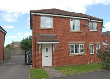 Thumbnail 2 bed semi-detached house for sale in Rawsthorne Avenue, Manchester