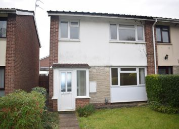 Thumbnail 3 bed semi-detached house to rent in Glyn Eiddew, Cardiff
