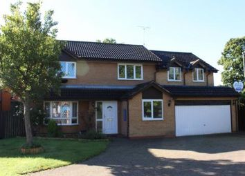 Thumbnail 5 bed link-detached house to rent in Merlin Way, Farnborough, Hampshire.