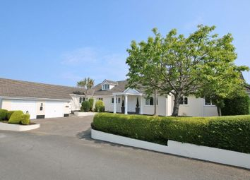 Thumbnail 4 bed detached bungalow for sale in Booilushag, Ballajora Hill, Ballajora, Ramsey, Isle Of Man