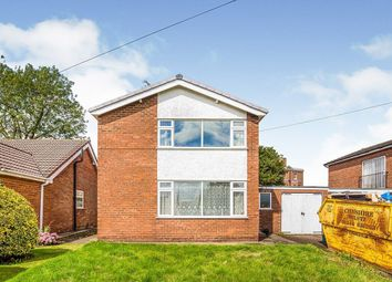 3 bed detached house for sale in Hockenhull Crescent, Tarvin, Chester CH3