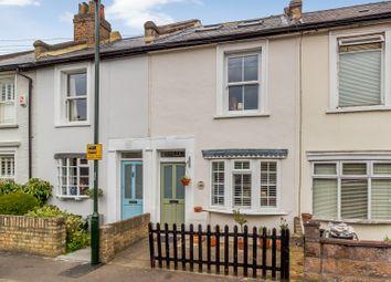Thumbnail 3 bedroom terraced house for sale in Railway Road, Teddington