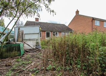 Thumbnail 2 bed detached bungalow for sale in Broad Piece, Soham, Ely