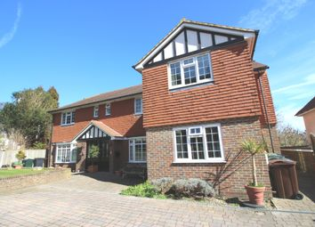 Thumbnail 2 bed flat for sale in Compton Place Road, Summerdown, Eastbourne