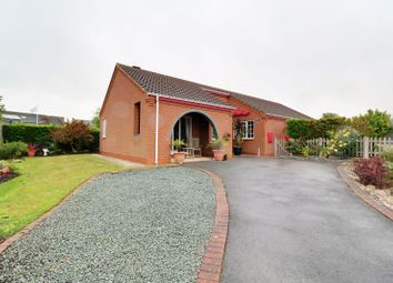 Thumbnail 3 bed detached bungalow for sale in Paddock Rise, Barrow-Upon-Humber